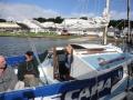 INIS CARA sailing scotland 2013